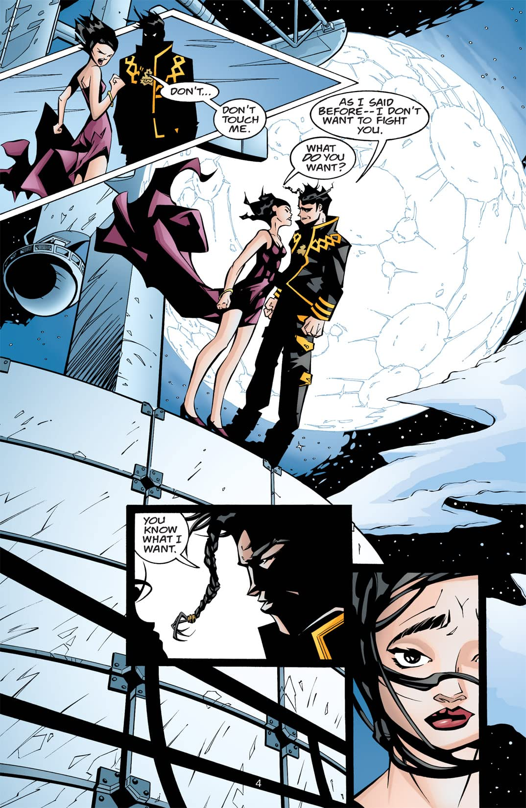 Batgirl (2000-2006) #40