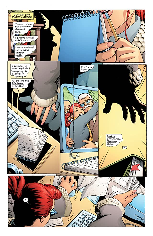click for super-sized previews of Batman Confidential #17