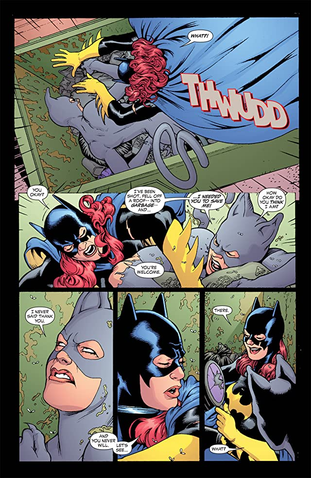 click for super-sized previews of Batman Confidential #19