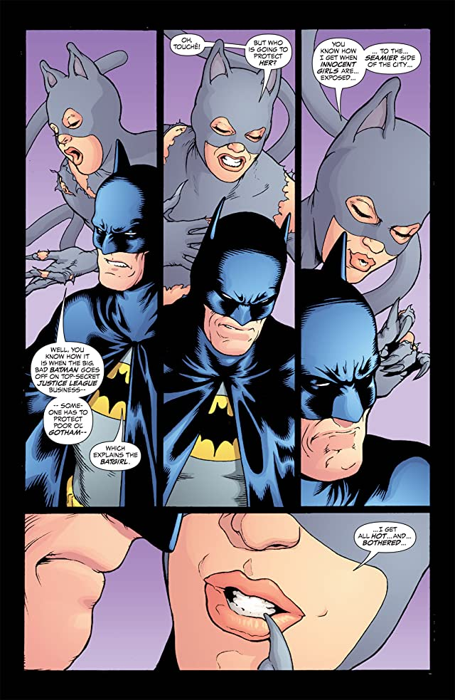 click for super-sized previews of Batman Confidential #20