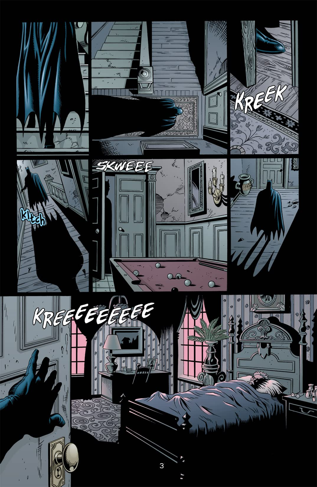 Batman: Legends of the Dark Knight #137