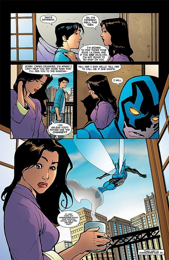 Blue Beetle (2006-2009) #30