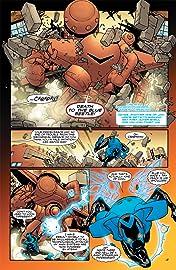 Blue Beetle (2006-2009) #35