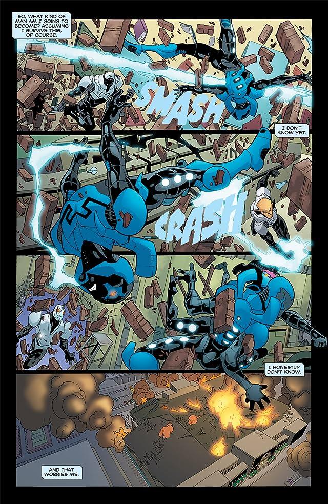 Blue Beetle (2006-2009) #36