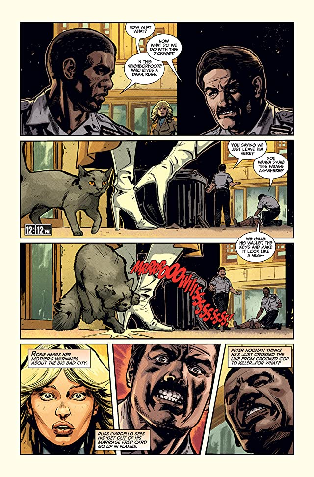 click for super-sized previews of Die Hard: Year One #2