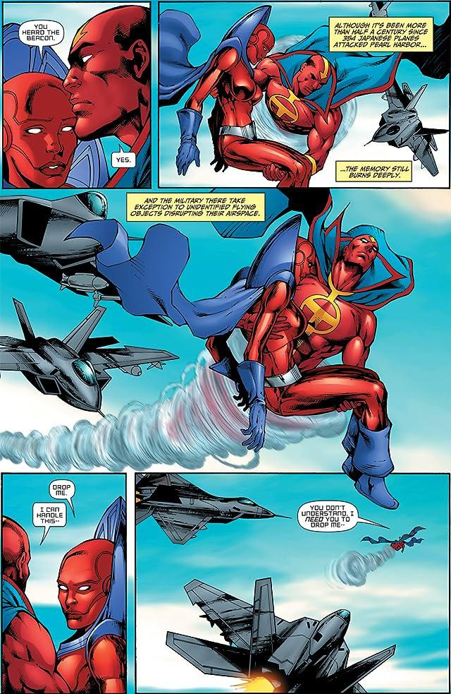 Red Tornado #2 (of 6)