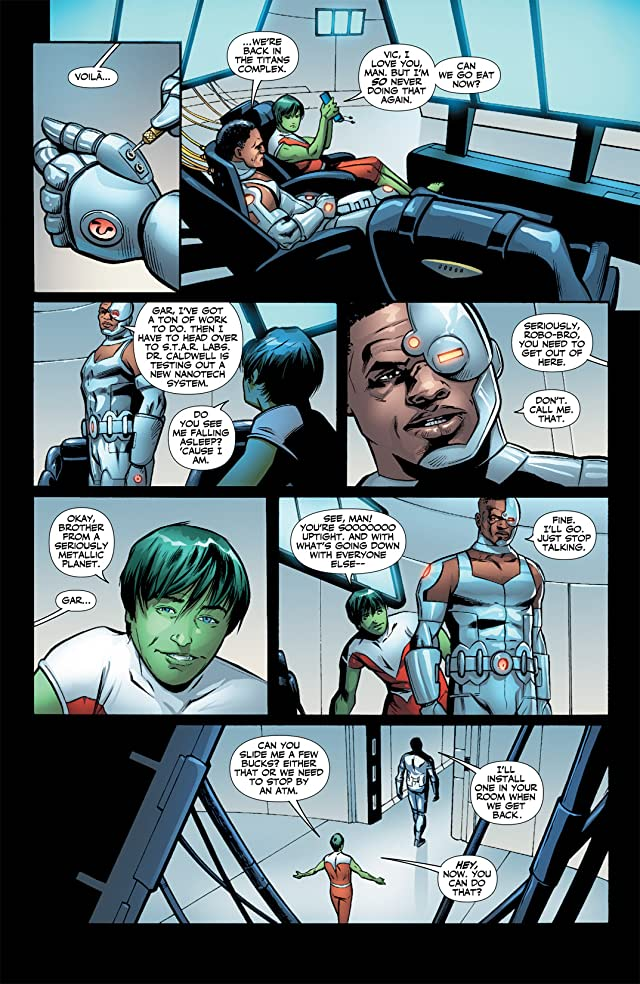 click for super-sized previews of Titans (2008-2011) #14