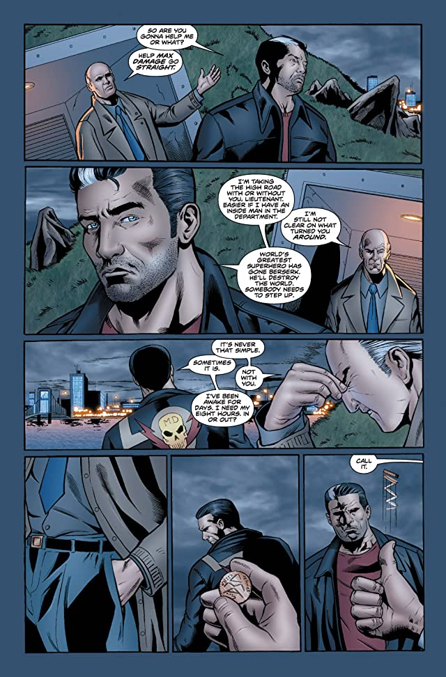 click for super-sized previews of Incorruptible #2