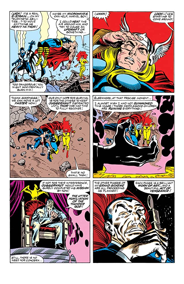 click for super-sized previews of Thor (1966-1996) #412