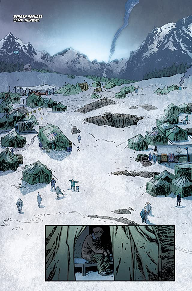 click for super-sized previews of 28 Days Later #1