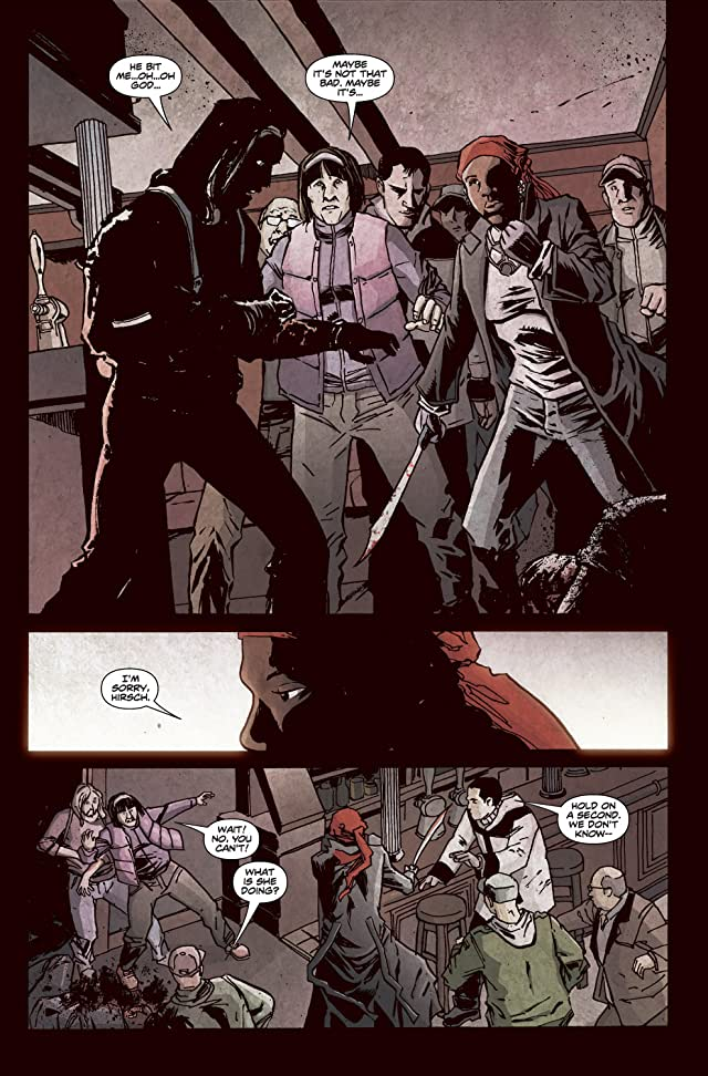 click for super-sized previews of 28 Days Later #3
