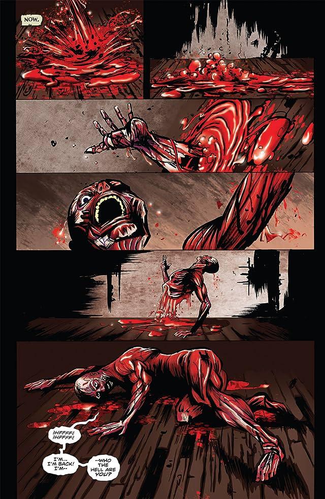 Hellraiser Annual #1