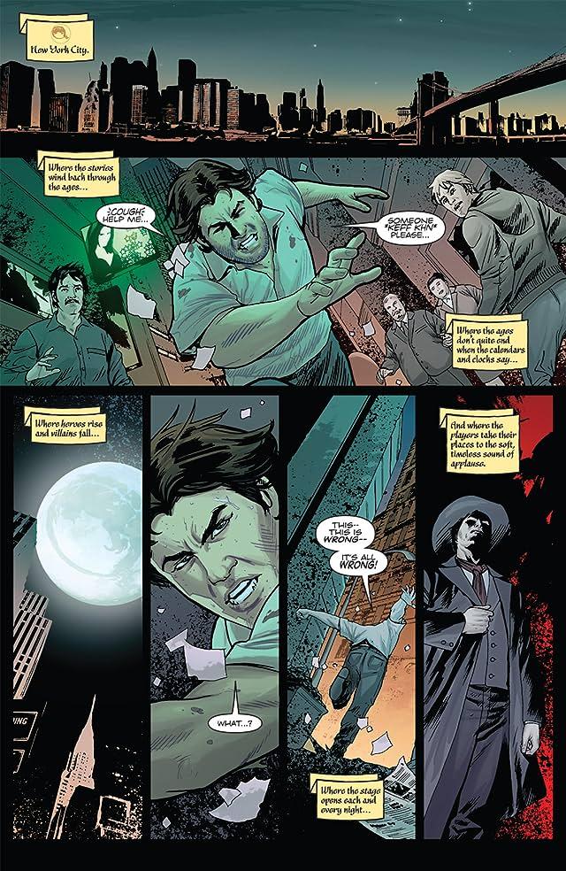 click for super-sized previews of Vampirella vs. Dracula #3