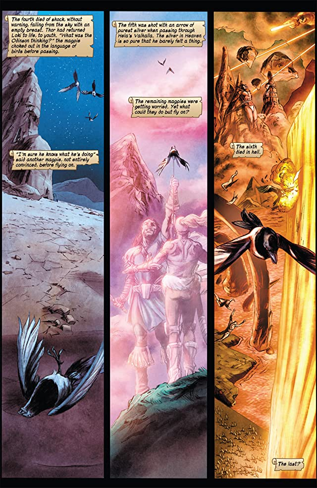 click for super-sized previews of Journey Into Mystery #622