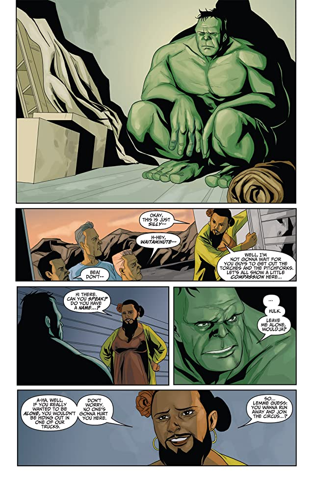 click for super-sized previews of Avengers: The Origin #2