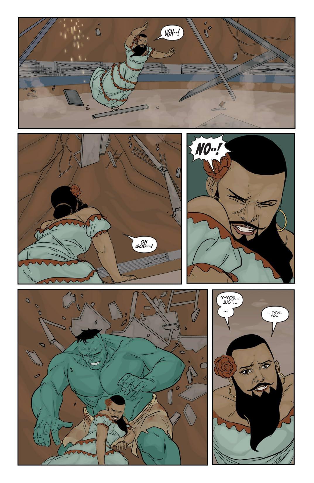 Avengers: The Origin #4 (of 5)