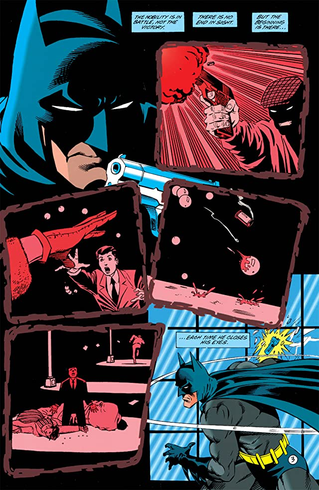 click for super-sized previews of Detective Comics (1937-2011) #0