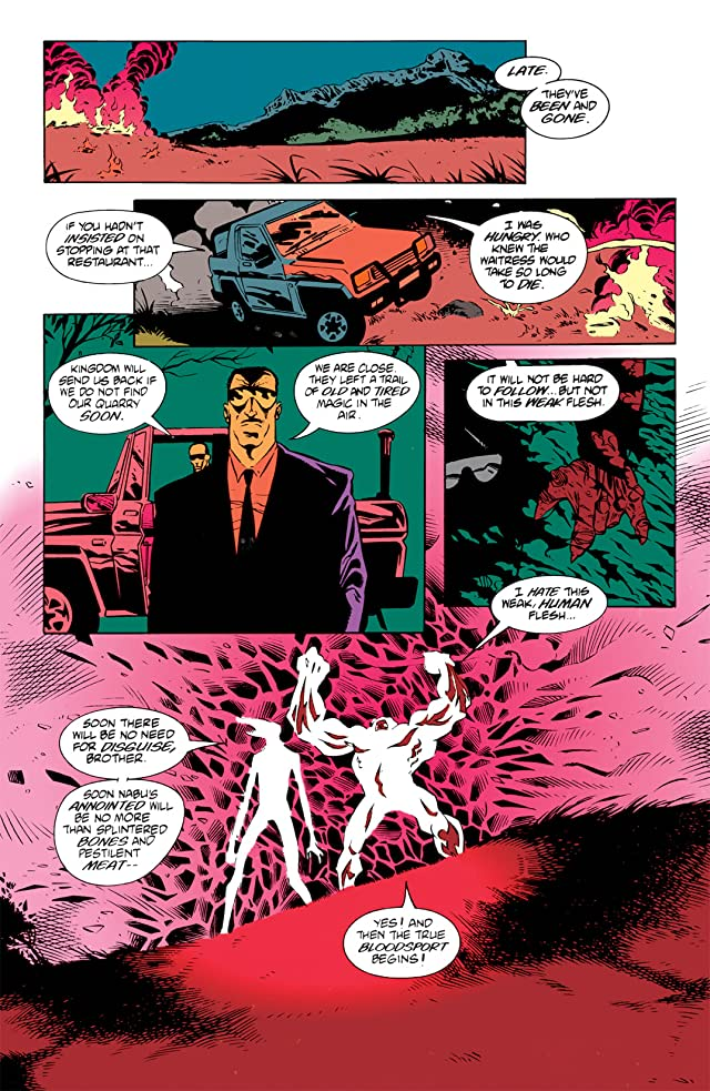 click for super-sized previews of Fate (1994-1996) #0