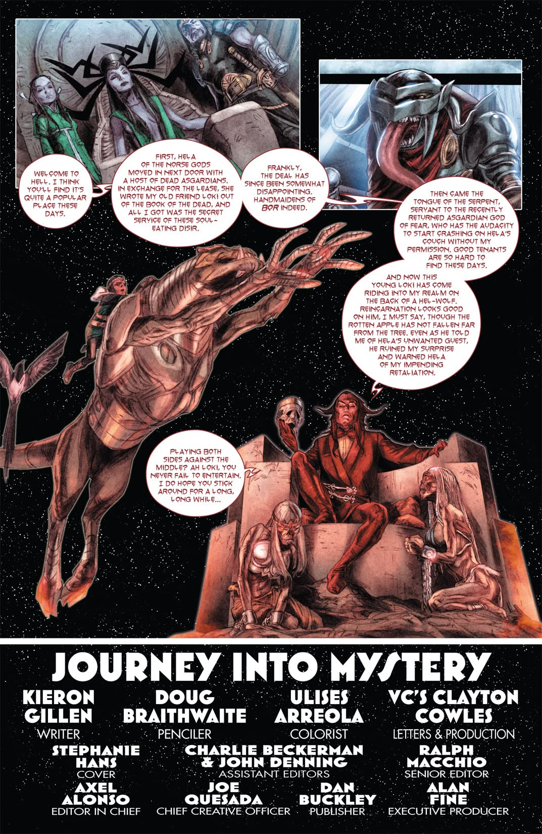 Journey Into Mystery #625