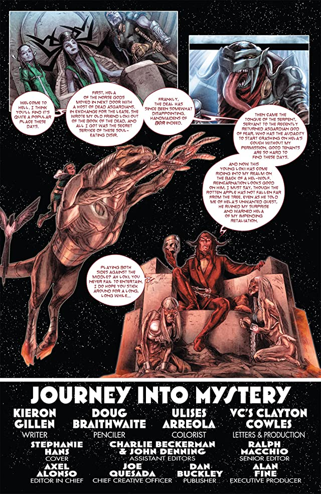 click for super-sized previews of Journey Into Mystery #625