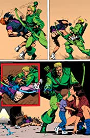 Green Arrow (1988-1998) #90