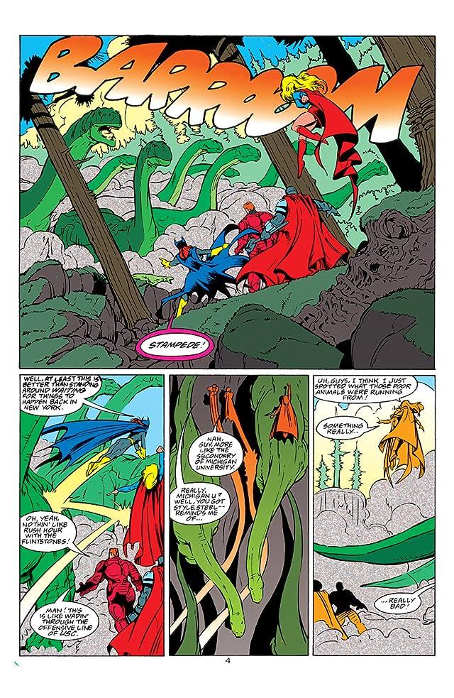 click for super-sized previews of Guy Gardner: Warrior (1992-1996) #24