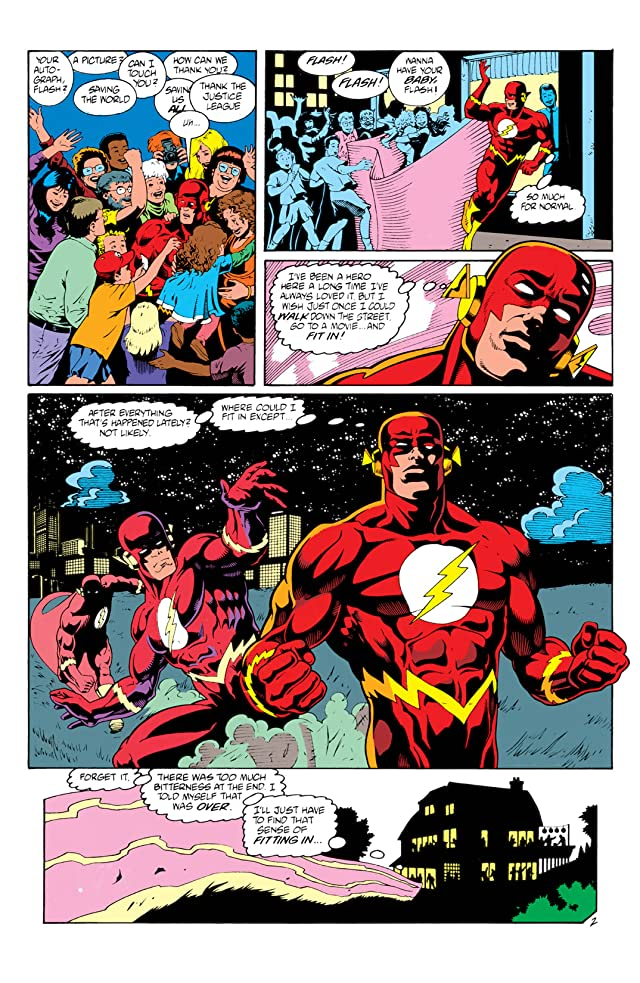 Justice League of America (1987-1996) #0