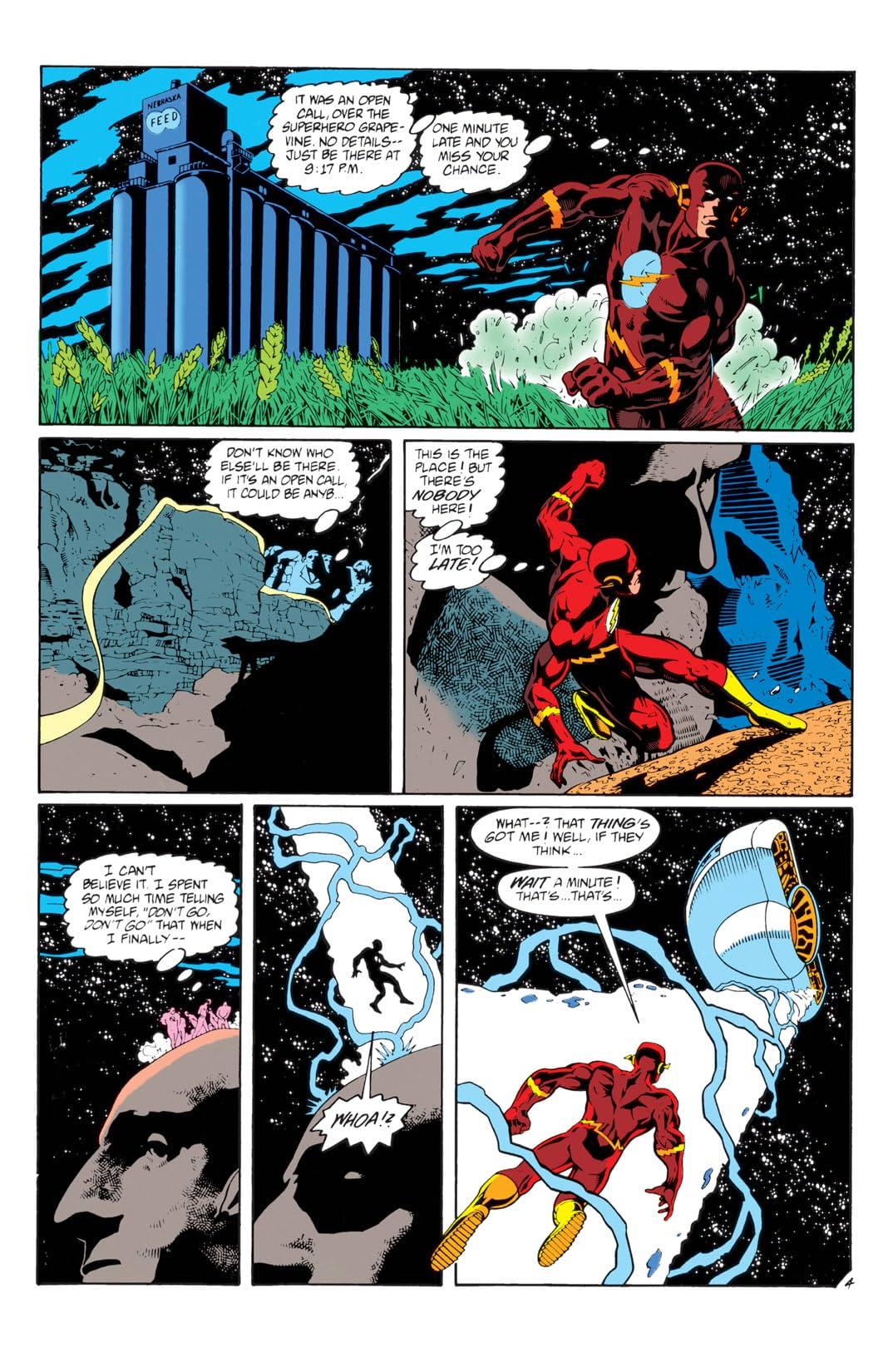 Justice League America (1987-1996) #0