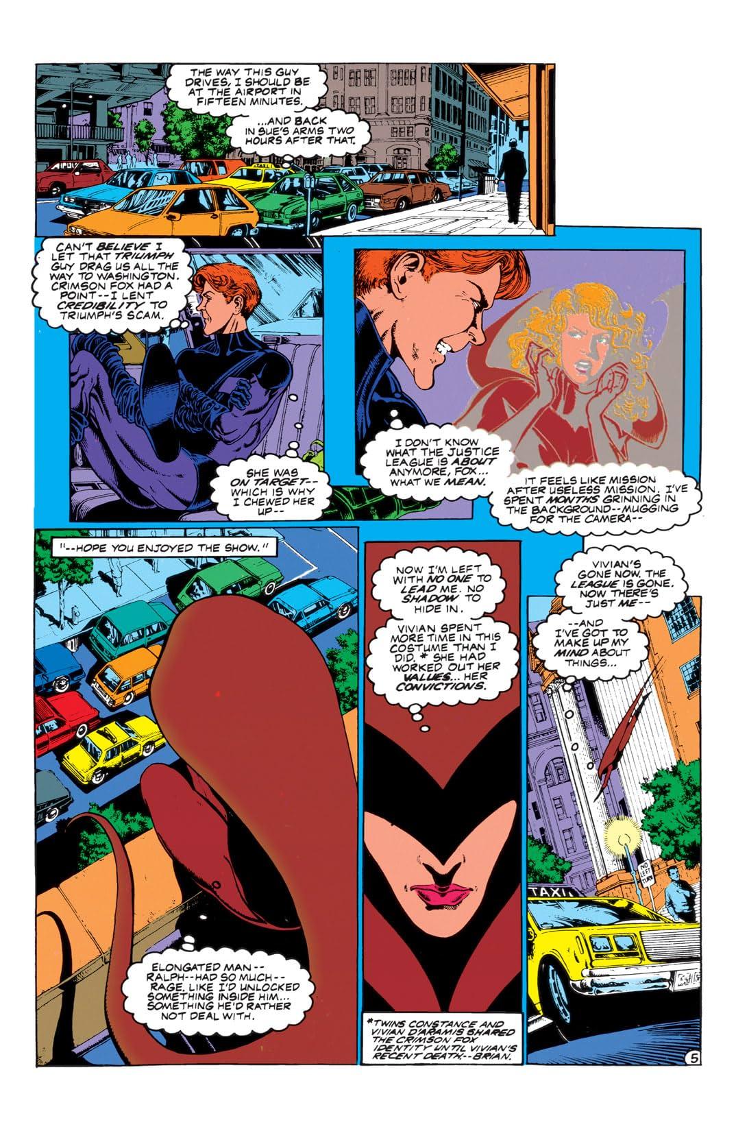 Justice League International (1989-1993) #68