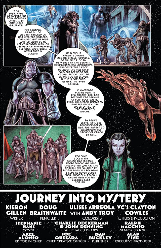 Journey Into Mystery #626