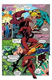 Justice League Task Force (1993-1996) #16