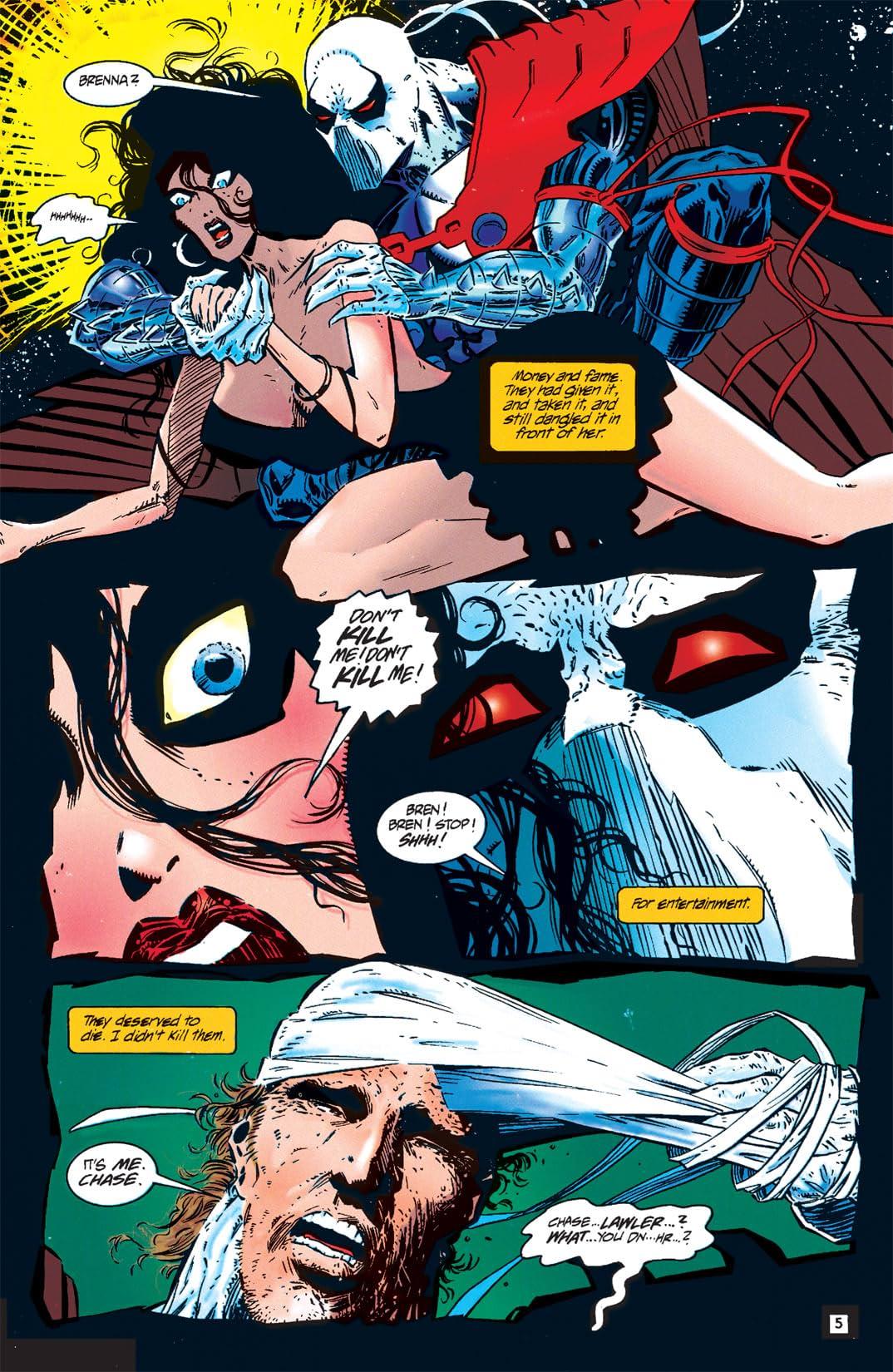 Manhunter (1994-1995) #0