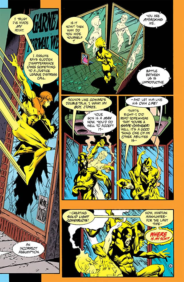 The Ray (1994-1996) #0