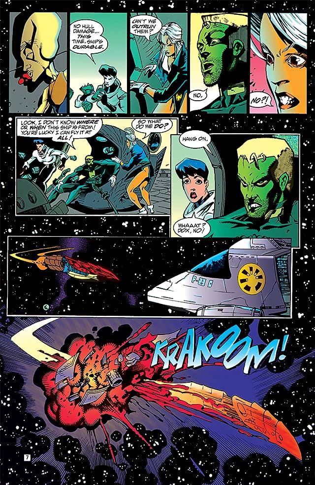 REBELS (1994-1996) #0