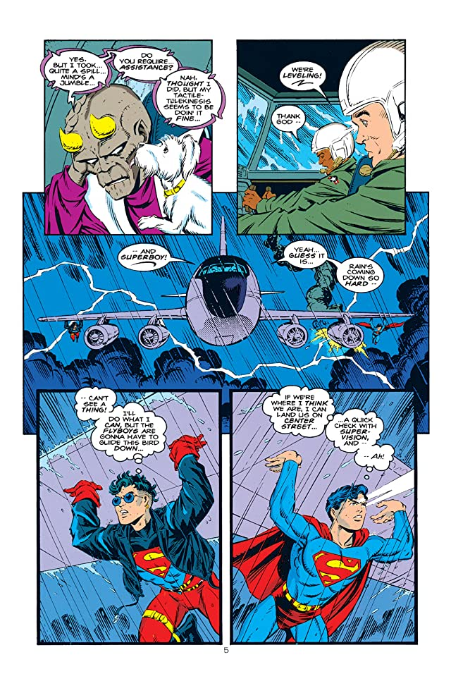 click for super-sized previews of Superboy (1994-2002) #8
