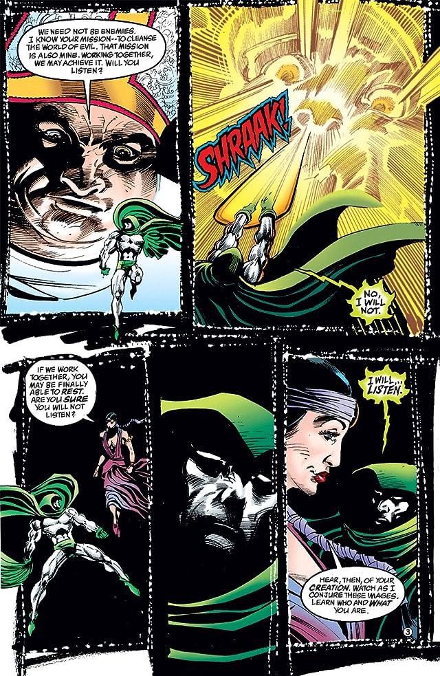 The Spectre (1992-1998) #0