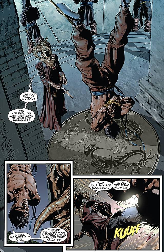 click for super-sized previews of Secret Avengers (2010-2012) #10