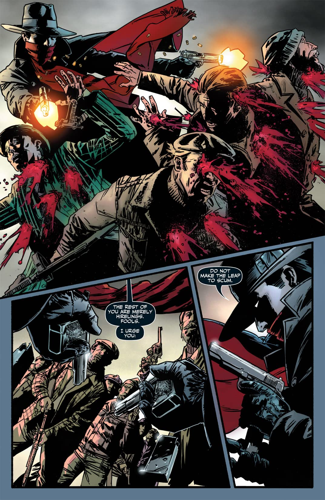 The Shadow #1