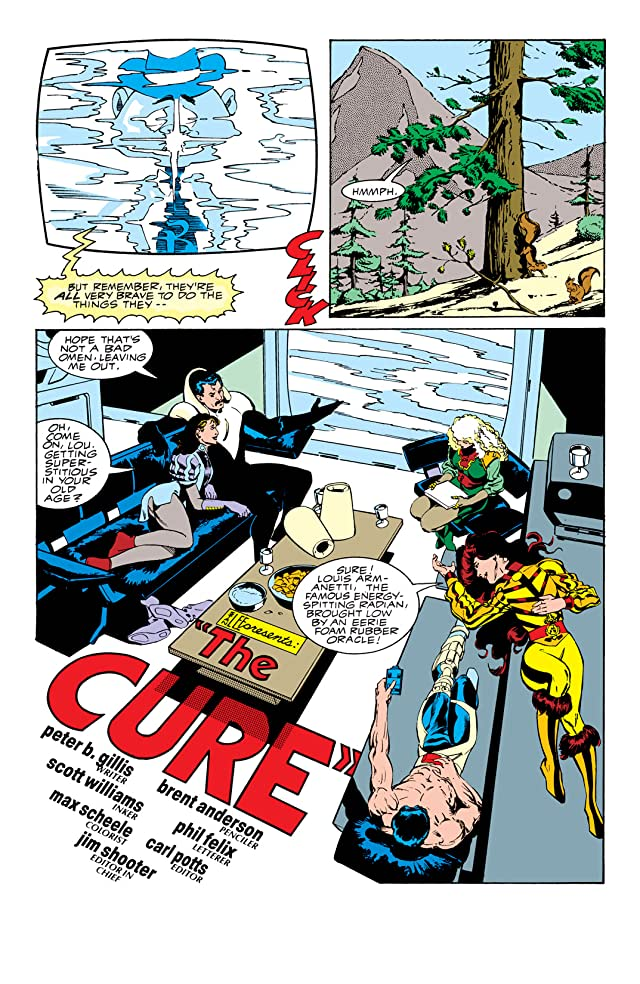 Strikeforce: Morituri #11