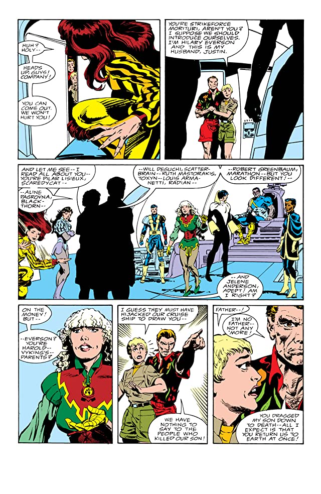 Strikeforce: Morituri #12