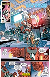 Transformers: More Than Meets the Eye (2011-) #4