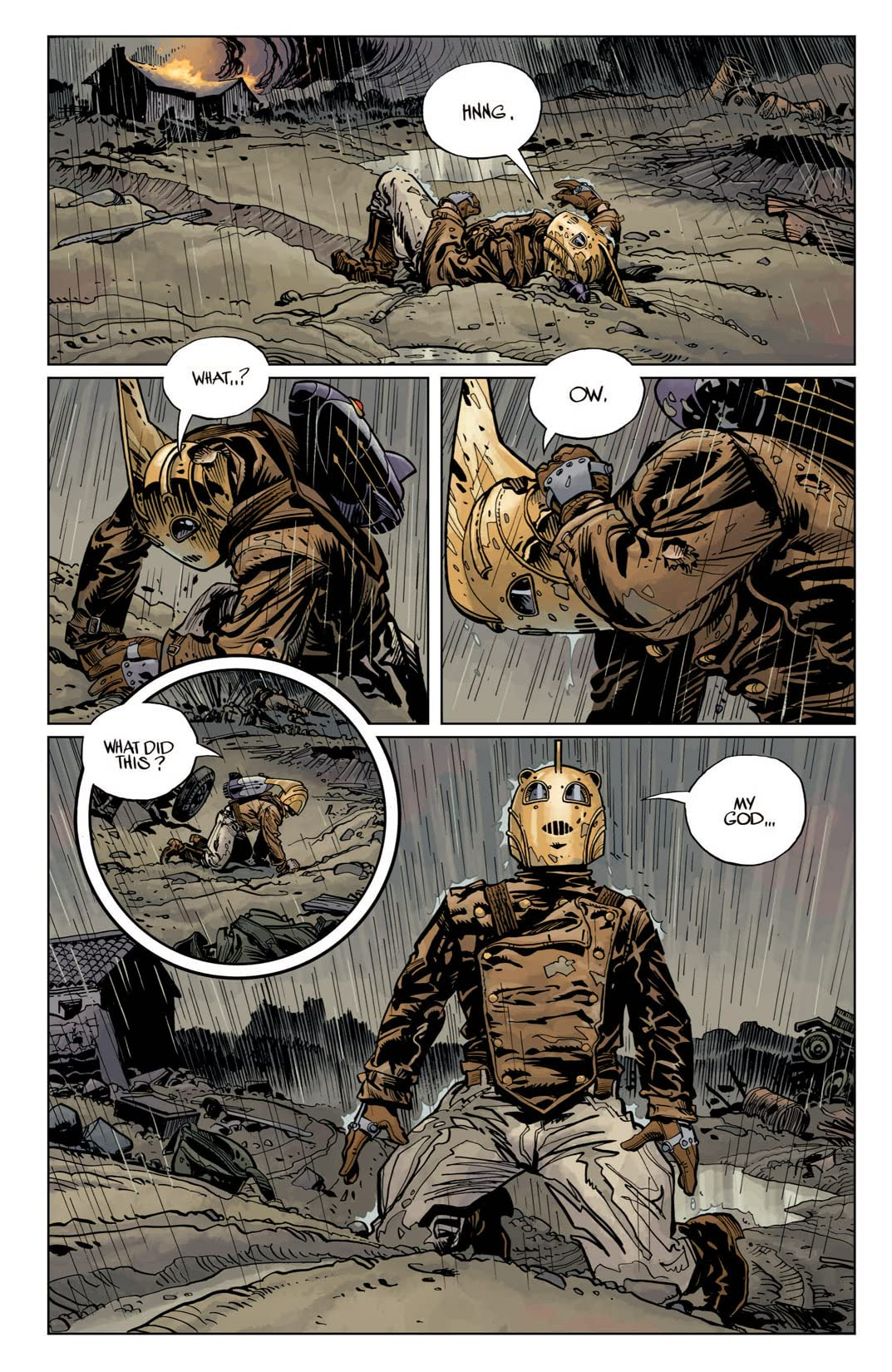 Rocketeer Adventures 2 #2 (of 4)