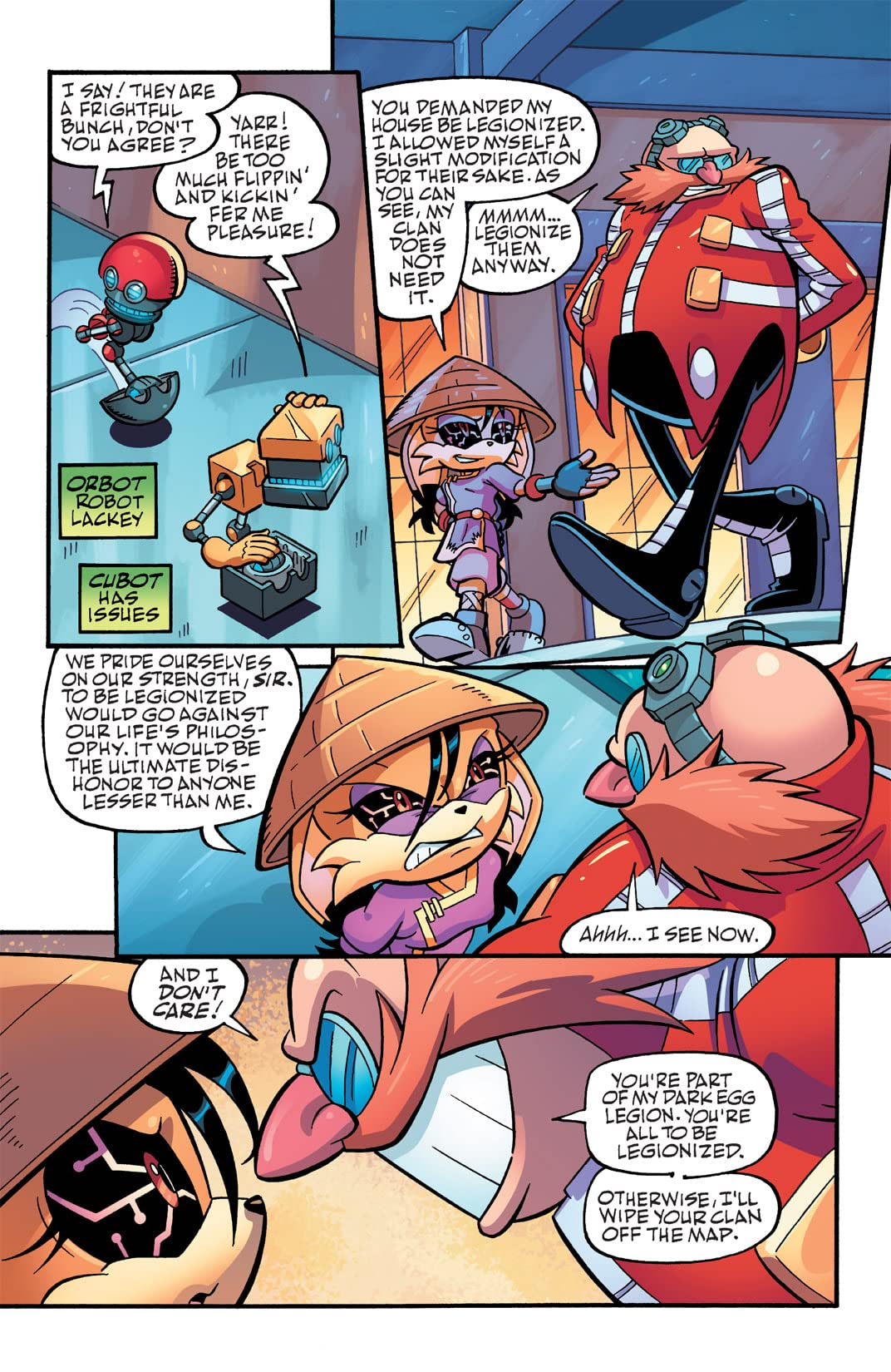 Sonic Universe #39