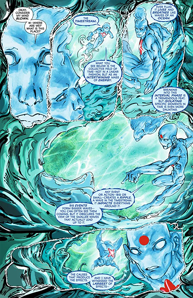 click for super-sized previews of Captain Atom (2011-2012) #8