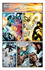 Legion of Super-Heroes (2011-2013) #8