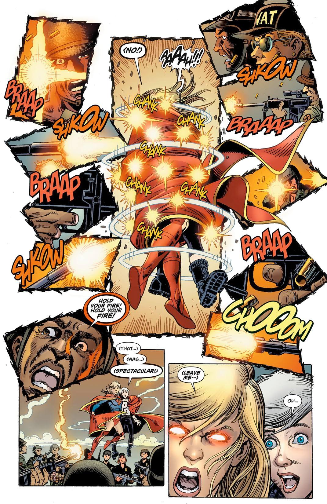 Supergirl (2011-2015) #8