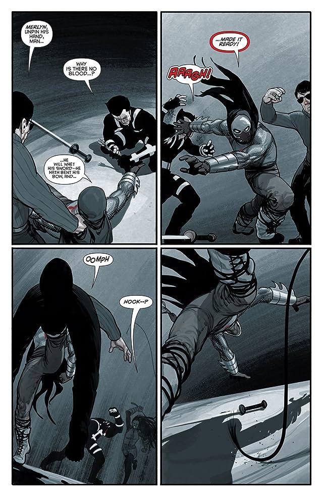 Azrael: Death's Dark Knight #2 (of 3)