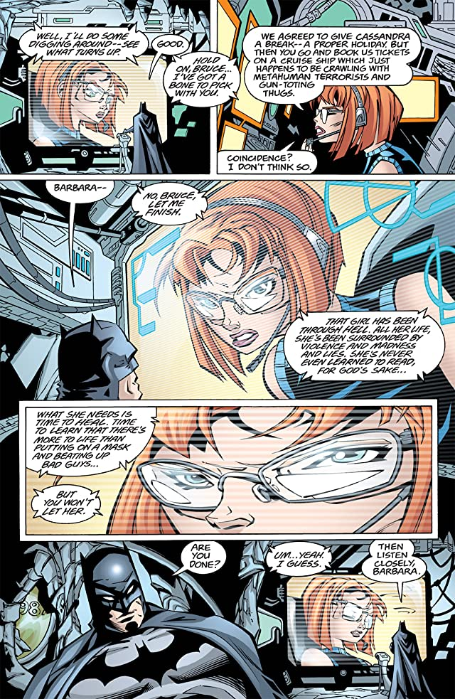 Batgirl (2000-2006) #42