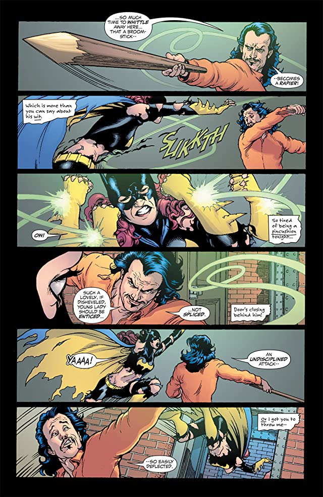 click for super-sized previews of Batman Confidential #21