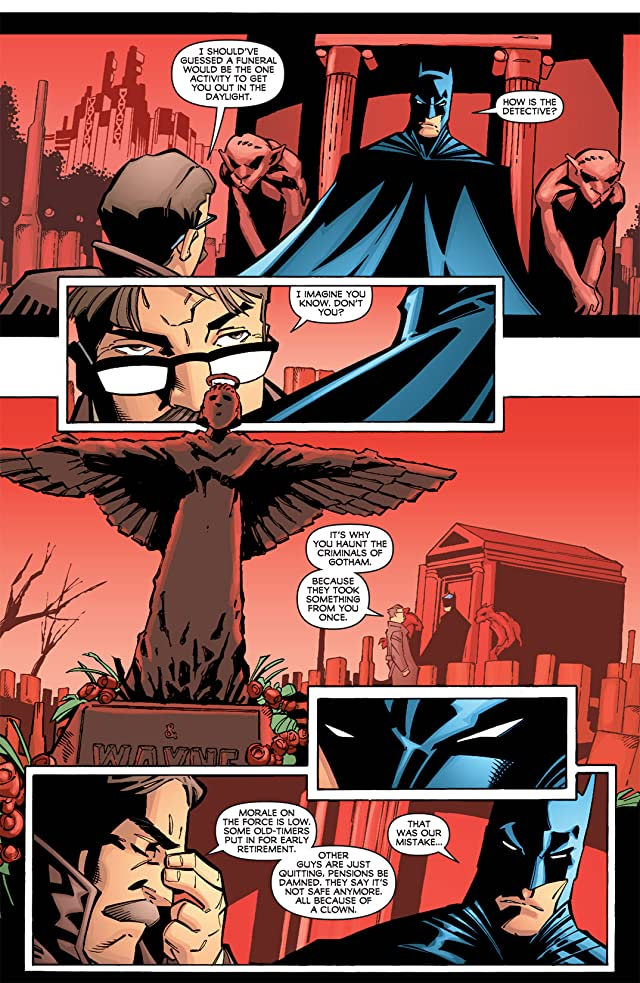 click for super-sized previews of Batman Confidential #23
